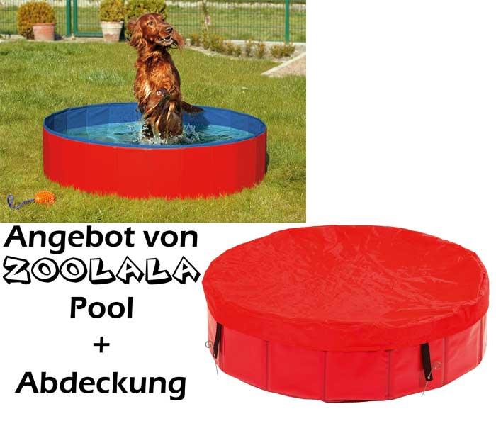 Angebot karlie hundepool doggy pool hunde pool 120 160 for Pool im angebot