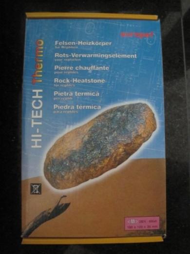 Felsen-Heizkörper für Reptilien