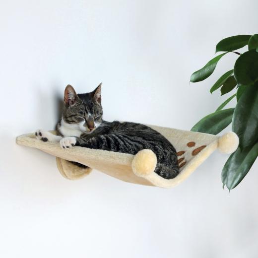 Cat Plüschmulde zur Wandbefestigung