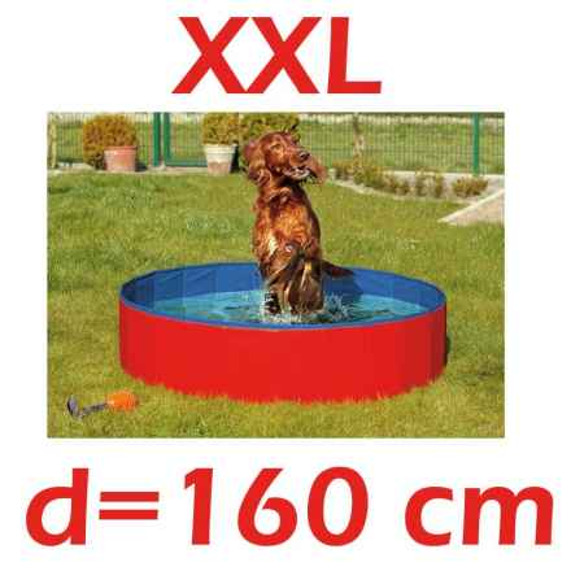 XXL Hundepool Doggy Pool 160