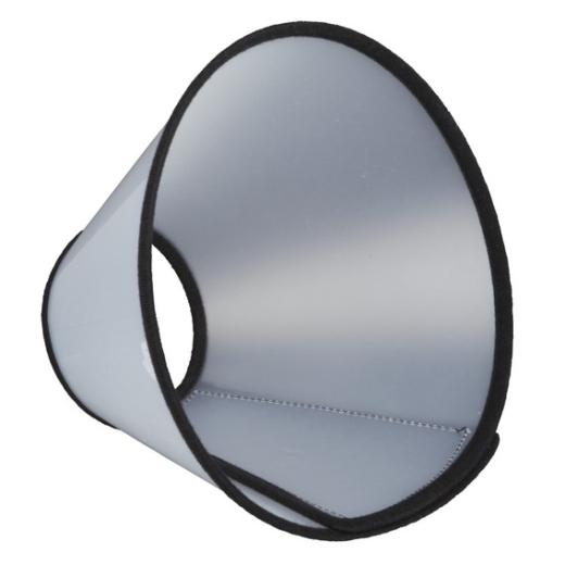Schutzkragen mit Klettverschluss, XS: 18 - 23 cm/8 cm