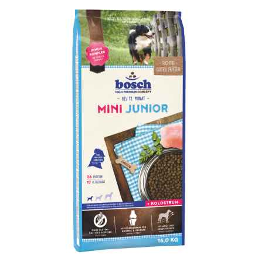 Bosch Mini Junior 15 kg