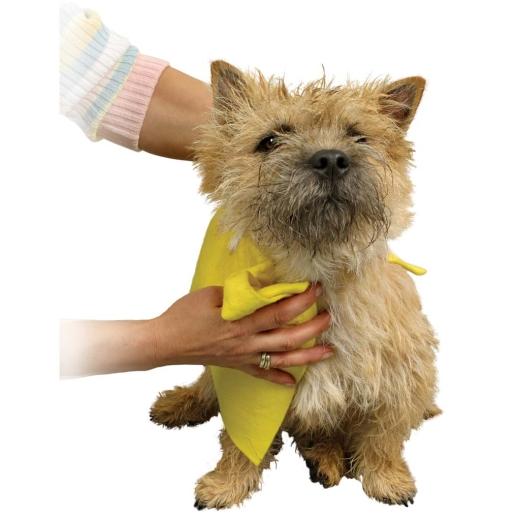 Trockentuch Hunde- und Katzenhandtuch
