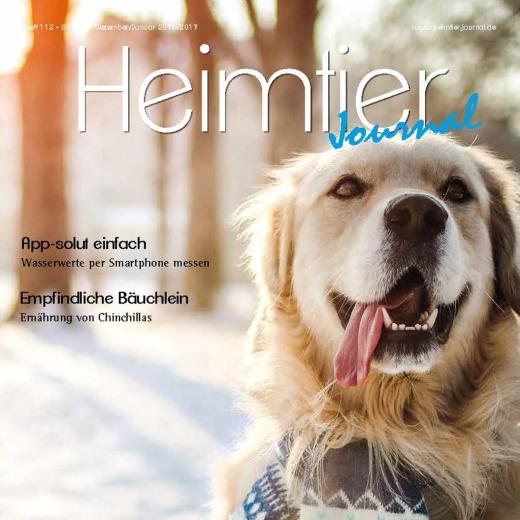 Heimtier-Journal 112