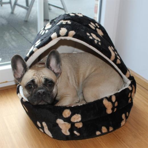 Kuschelhöhle Gipsy französische Bulldoge