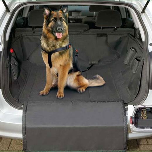 Karlie Car Safe Deluxe Kofferraumschondecke -k-