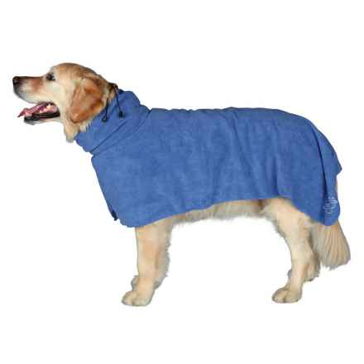 Bademantel für Hunde