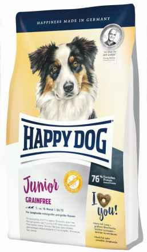 Happy DogSupreme Young Junior Grainfree 10kg