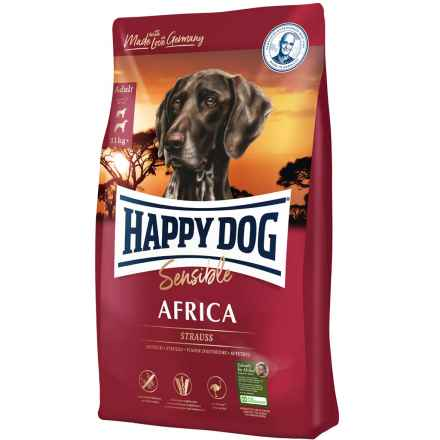 Aktion Happy Dog Supreme Sensible Africa 12,5kg