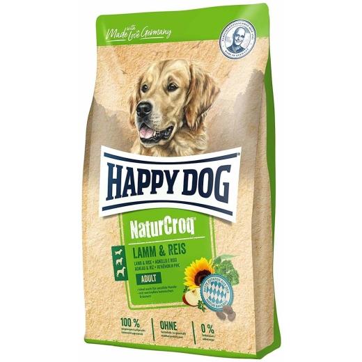 Happy Dog NaturCroq Lamm & Reis 15kg