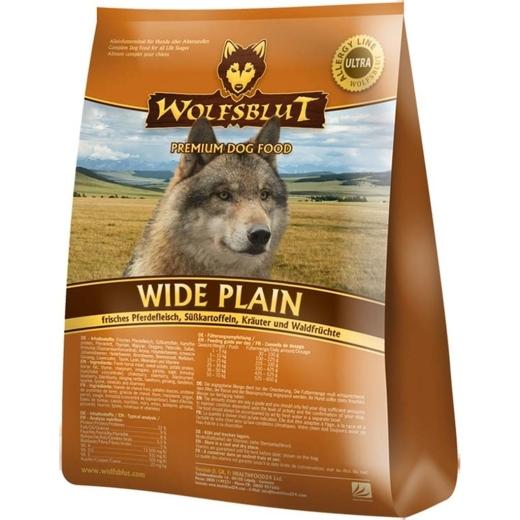Wolfsblut Wild Plain Trockenfutter 15kg (versandkostenfrei)