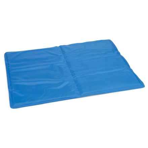Kühlmatte 65 x 50cm blau