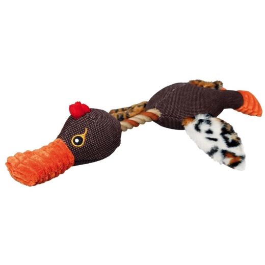 Ente, Stoff/Plüsch Maße: 45 cm