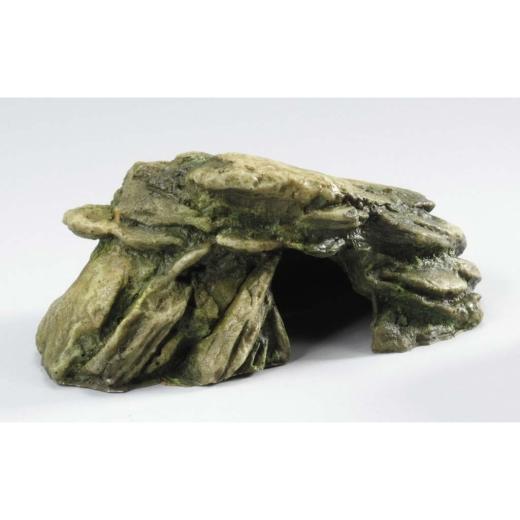 Deko-Unterschlupf AQUA DELLA STONE -M- 20cm/color moss