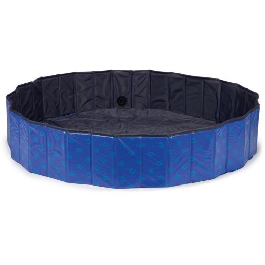 Hundeschwimmbad 160 blau