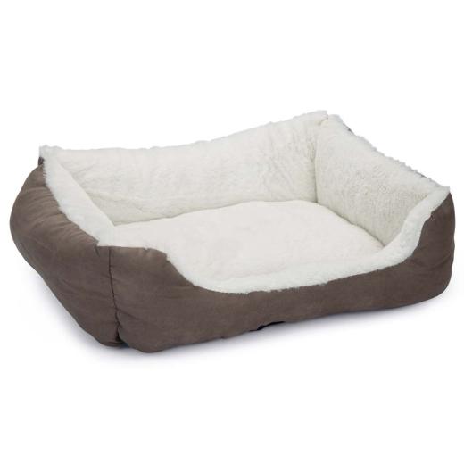 2farbiges Katzenbett / Hundebett
