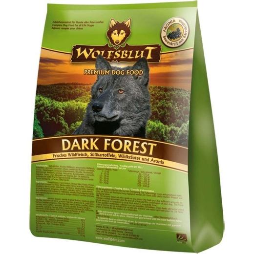 Wolfsblut Dark Forest Trockenfutter 15kg (versandkostenfrei)