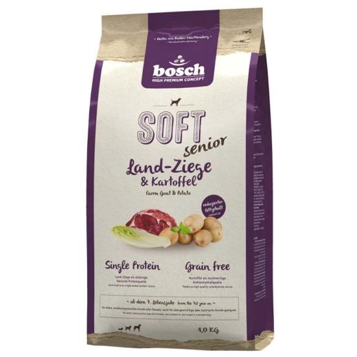 Aktion Bosch HPC Soft Senior Ziege & Kartoffel 13kg