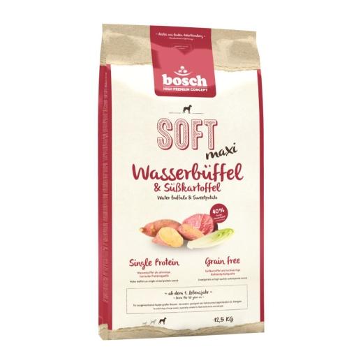 Bosch Soft Maxi HPC Wasserbüffel & Süßkartoffel 12,5 kg