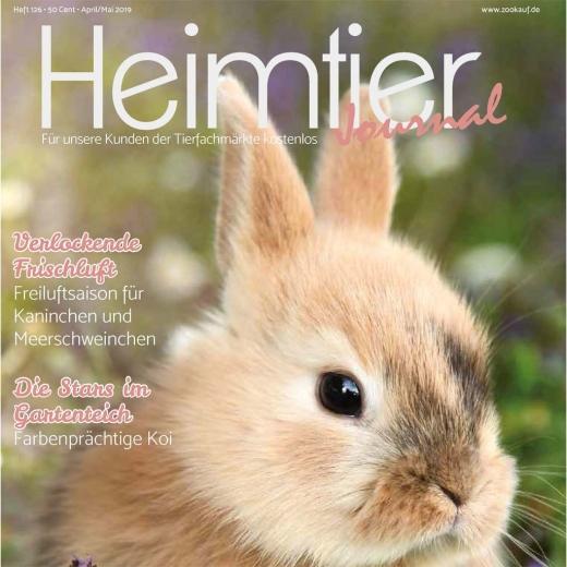 Heimtier-Journal 126