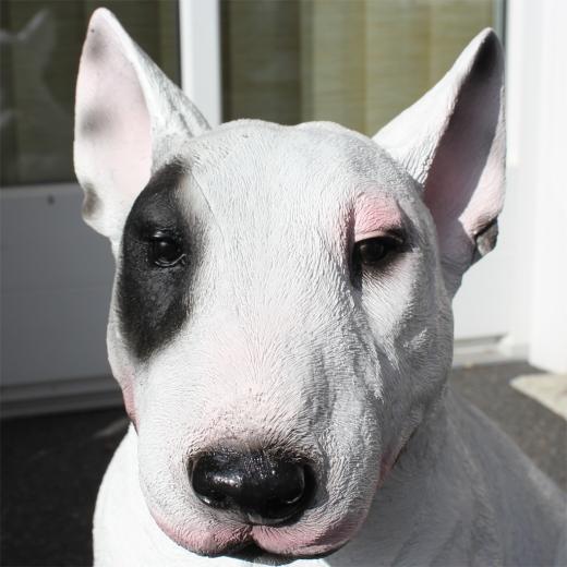 Bullterrier Deko