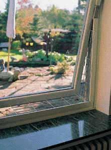 Kippfenster-Schutzgitter
