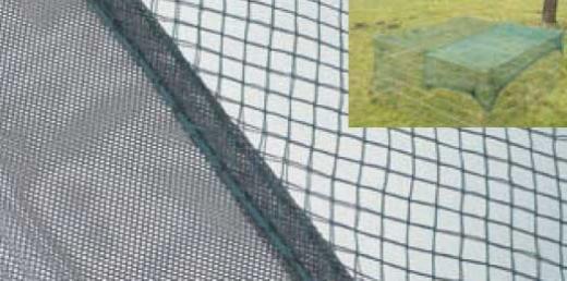 Schutznetz für Gehege