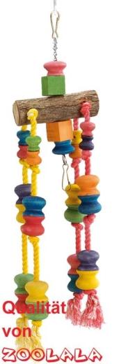 Papageienspielzeug 65cm