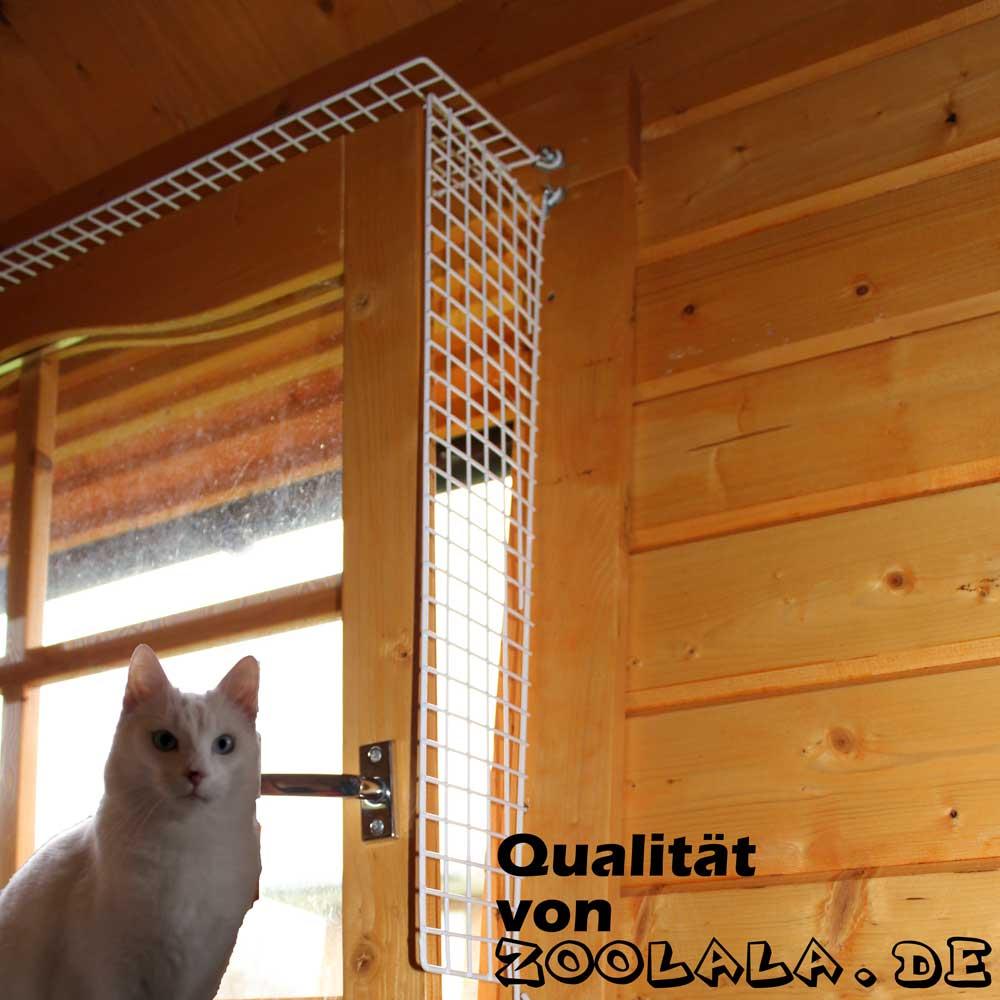 Katzen fensterschutzgitter kippfenster schutzgitter - Fenstergitter fur katzen ...