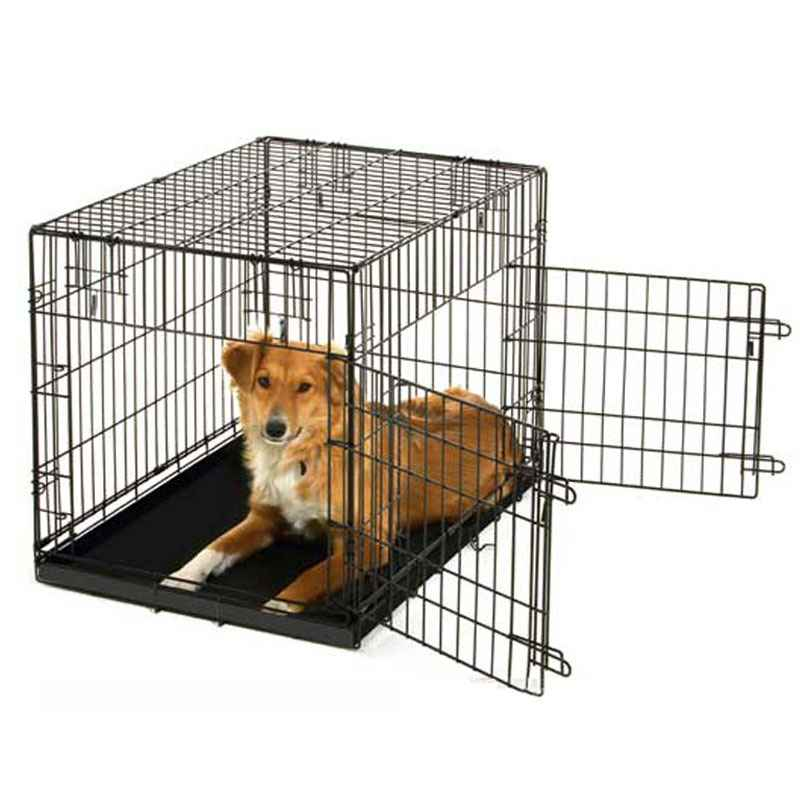 faltbarer transportk fig hundekennel hundebox transportbox. Black Bedroom Furniture Sets. Home Design Ideas