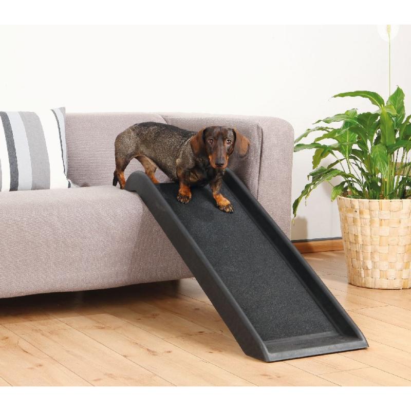 hunderampe petwalk schwarz. Black Bedroom Furniture Sets. Home Design Ideas