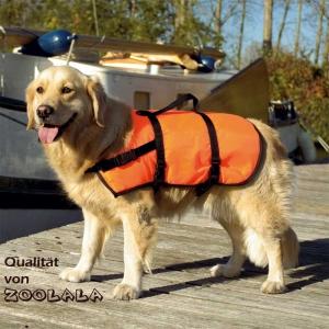 Hunde Schwimmweste L