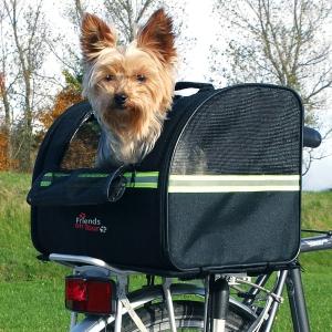 Biker-Bag Tasche / Korb für Gepäckträger