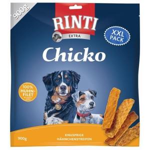 4 x Rinti Extra Snack Chicko Huhn XXL-Pack 900g