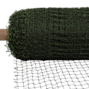 75m Katzenschutznetz drahtverstärkt Rollenware 2m breit